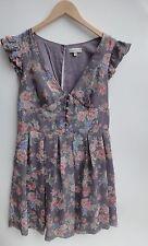 See thu soul Floral women's dresses Size-M