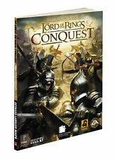 Lord of the Rings Conquest : Prima Official Game Guide by Prima Games Staff and