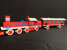 Lego 323 Train Classic Zug Train Stadt City Town 1965 komplett complete