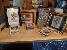 Sports Memorabilia, Cards, Autographed!