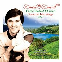 Daniel ODonnell - Forty Shades Of Green: Favourite Irish Songs [CD]