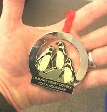 Penguin Christmas Ornament Omaha's Henry Doorly Zoo & Aquarium