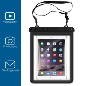 """Waterproof Tablet Case Dry Bag Pouch for iPad 10.2/11/Samsung Tab A 10.1""""&10.5"""""""