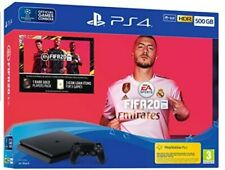 Sony PlayStation 4 500 Go FIFA 20 Bundle-Black-BRAND NEW & Extra Contrôleur