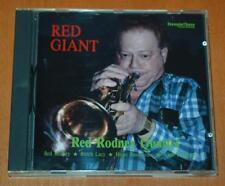 Red Rodney Quartet - Red Giant - 1988 Steeplechase CD