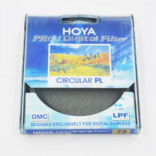Hoya 72mm DMC LPF Pro1 Digital Circular Polarizing CIR-PL CPL Filter