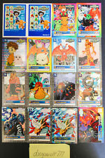 New listing Digimon Animated Series Cards (Lot of 16) - Used Condition