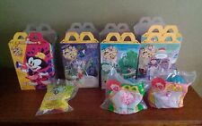 McDonald's Happy Meal Toys, Boxes - Animaniacs - 1993, 1994