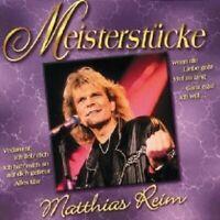 MATTHIAS REIM - MEISTERSTÜCKE  CD NEU