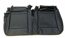 GENUINE MERCEDES V-CLASS W447 2ND SEAT ROW UPHOLSTERY LEATHER BLACK INTERIOR