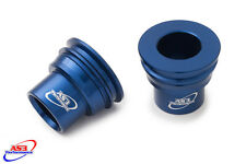 HUSABERG TE FE 125 250 300 350 450 501 2013-2014 REAR WHEEL SPACERS BLUE