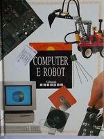 Computer e robotKnapp brianscienzainformatica robotica bambini circuiti modem