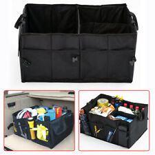 Universal Car Truck SUV Cargo Organizer Folding Caddy Storage Collapse Bag Bin