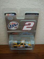2007 #2 Kurt Busch Gold Miller World Beer Challenge 1/64 NASCAR Diecast MIP