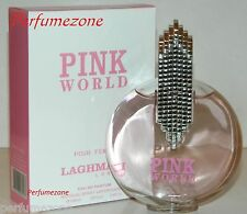 Brand new Pink World Ladies perfumes 100ml Very nice fragrance for women