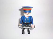 Playmobil 5405 Polizist Wache General Puppenhaus 1900 Säbel Rosa Serie V1