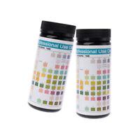 100x URS-10T Urinalysis Reagent Strips 10 Parameters Urine Test Strip Sterile CE