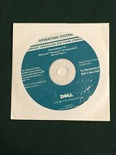 Dell Reinstall CD Microsoft Windows XP Professional Service Pack 3 NEW SEALED