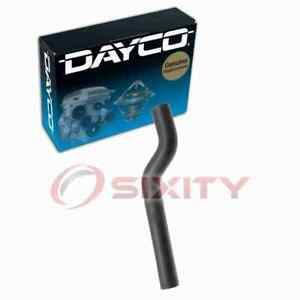 Dayco Lower Pipe To Radiator Radiator Coolant Hose for 1986-1995 Toyota ij