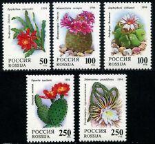 Russia-1994. Flora. Houseplants. Cactus. MNH 1.80€