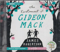 The Testament Of Gideon Mack James Robertson 2CD Audio Book Richard & Judy