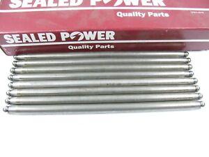 (8) Sealed Power RP-3104 Push Rods - 65-84 Chevy GMC 396 400 402 427 454 455 V8