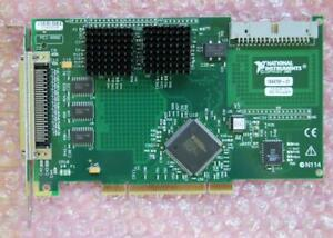 National Instruments PCI-6602 Timing and Digital I/O Card 184479F-01