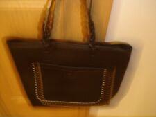 Women Tote Bag, OURBAG Ladies PU Leather Tote Shoulder Bag Handbag Purse Black