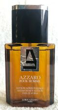LORIS AZZARO POUR HOMME AFTER SHAVE LOTION 100 ML 3 3/8 OZ made in FRANCE SPRAY