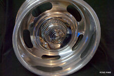 "AMERICAN RACING RALLY VN327 ""SL: 18X12 SLOTS FORD MOPAR CHEVY GM / 6 LUG TRUCK"