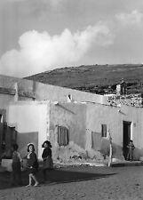 PHOTO ORIGINALE- ISOLA DI LINOSA - ILE DE PÉLAGIE - ITALIE -  TAMPON INTERFOTO -