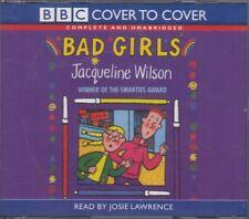 Jacqueline Wilson Bad Girls 3CD Audio Book Unabridged Josie Lawrence FASTPOST