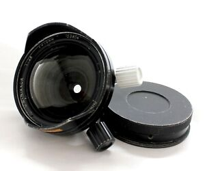 Nikon UW Nikkor 15mm F/2.8 Wide Angle Under Water Lens for Nikonos from Japan