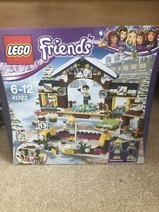 lego friends ski Ice Rink. Excellent Condition