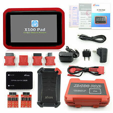 XTOOL X100 Pad Tablet Pro-grammer OBD2Odometer Correction EEPROM Diagnostic Tool