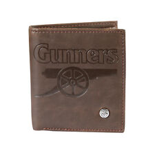 Personalised ARSENAL Wallet Football Men Dad Boys Christmas Gift AF07