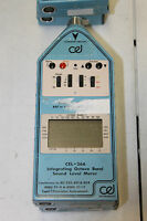 CEL-INSTRUMENTS OCTAVE BAND SOUND LEVEL METER CEL-266