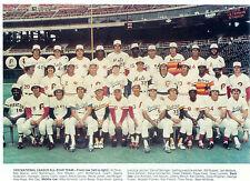 1976 ALL STAR TEAM NATIONAL LEAGUE 8X10 PHOTO FORSCH MATLACK ANDERSON BASEBALL