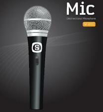 Sunfly Professional Dynamic Uni-Directional Corded Microphone