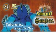 GORMITI  - FANBUK - ENERGHEIA -  POIVRONS - SIGNORE DEL MARE - POPOLO  DEL MARE