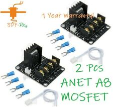 2pcs ANET A8  MOSFET Board Upgrade 3D Printer Heated Bed Power Module i3, 3DP-Rx