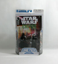 NEW 2008 Star Wars ✧ Vader + Trachta ✧ Comic #1 Pack #10 MOC