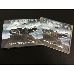 CD Slipcase Iron Maiden 2021 - The Writing On The Wall