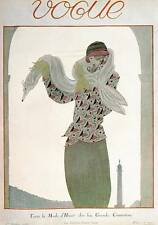"Libro De Moda Revista Vogue impresión ""francés Vogue Febrero 1923..."""