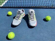 Used Nike Zoom Vapor 9 Tour Tennis Shoes (Size 9) Roger Federer Rf
