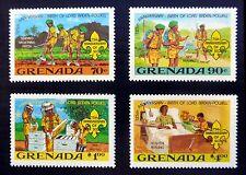 Granada 1982 Scouts (4) SG1174-7 U/M FP8372