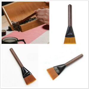 Tea Ceremony Accessories Gongfu Tea Brushes Tea Tools Soft Hair Teapot Brush YO
