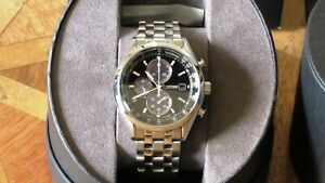 Citizen Eco-Drive Gents Chronograph (CA0451-89E) Boxed with Papers -Looks Unused