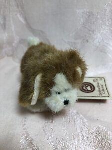 Boyds Bear Plush Mini Puppy Dog Sam