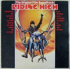 Riding High 33 tours Police Dire Staits Pretendres Madness Shadows Gary Numan